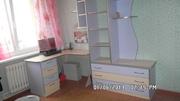 Продаю детский гарнитур в спальню.Удобный для небольшой комнаты.Новый.