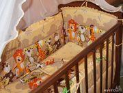 Кроватка детская Можга+ доп. компл.