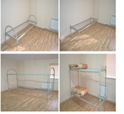 Металлические кровати в Жлобине!