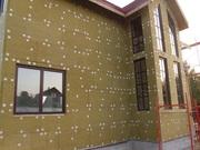 Утепление,  Отделка и ремонт фасадов и цоколя
